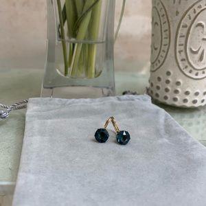 Alex & Ani Pierced Earring